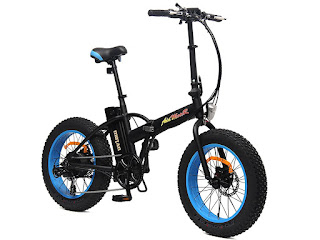 Addmotor MOTAN M-150 Fat Tire Folding Electric Bicycle, image, review features & specifications plus compare with M-850 and M-550