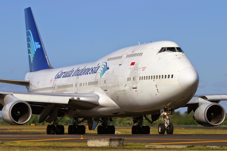 Per 1 Oktober, Garuda Tidak Satukan Airport Tax dengan Harga Tiket