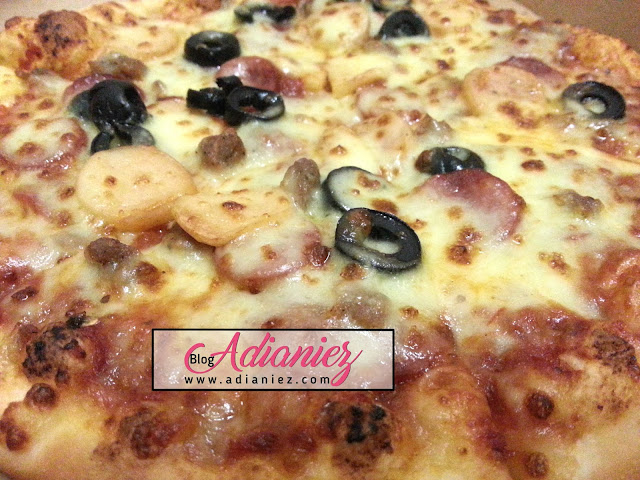 DomiSavers @ Domino's Pizza ::: Pizza Harga RM2