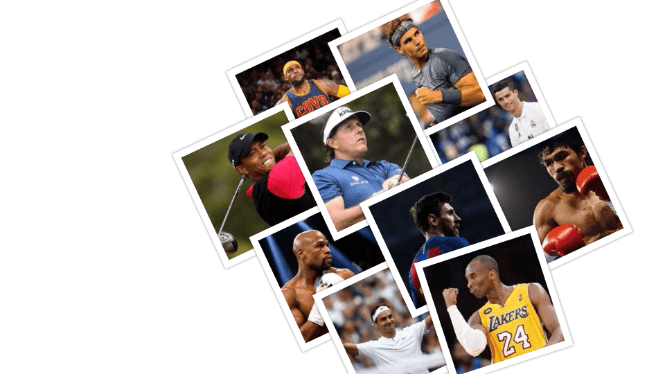 The Top 10 Athletes Of The World In 2017