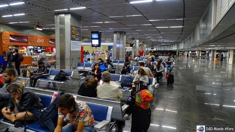 Aeroporto do Galeão Rio de Janeiro