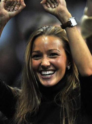 Novak Djokovic Girlfriend Jelena Ristic - Celebrity Photos ...