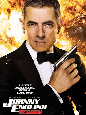 Johnny English 2 Película