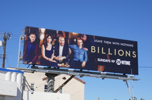 Billions season 4 billboard