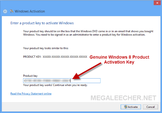 findyour windows activation key