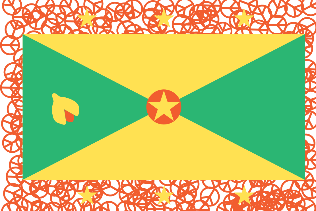 Grenada Flag Pictures
