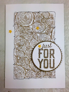 fathers day, male cards, mens cards, just for you, card zena kennedy independent stampin up demonstrator, stampin up Australia - zena kennedy,