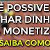 AFILIADO NA MONETIZZE GANHA MAIS DE 1.000.00 NO PRIMEIRO MÊS