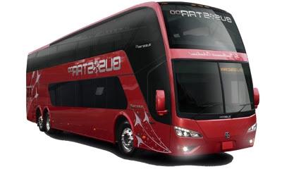 Busscar Busstar DD