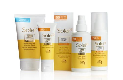 L'importanza della protezione solare: i prodotti Solei