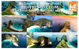 Pantai Kelingking-Kelingking Secret Point-Kelingking Beach-Nusa penida Island bali