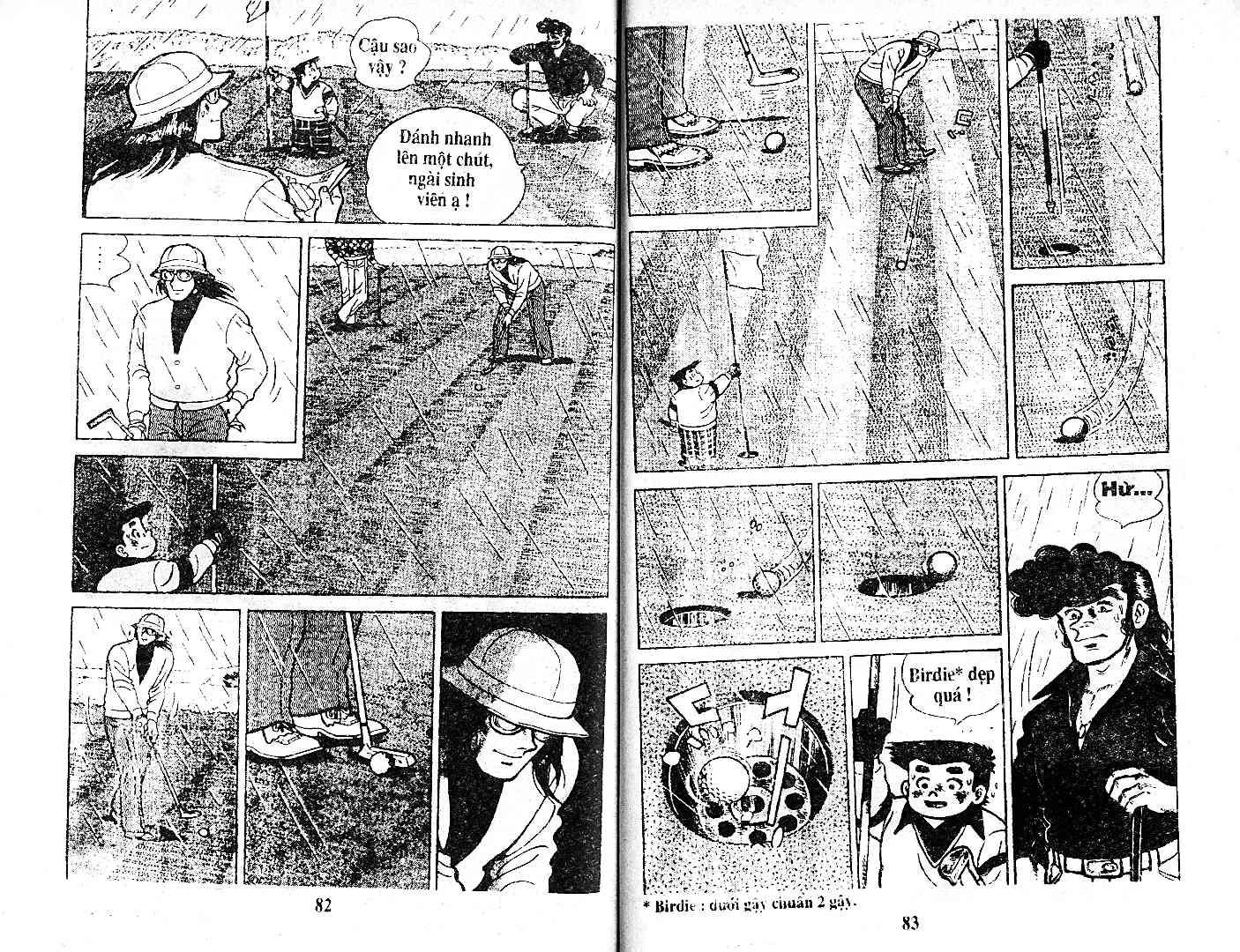 Ashita Tenki ni Naare chapter 26 trang 40