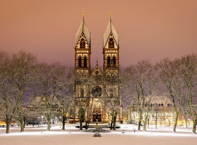 4-Day Basel, Freiburg, and Colmar Christmas Market Break