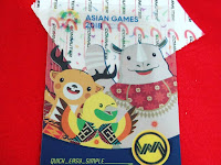 Katanya Langka - KMT Seri Asian Games 2018 Edisi Transparan