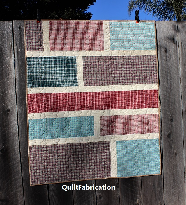 Paradise quilt #6 by QuiltFabrication
