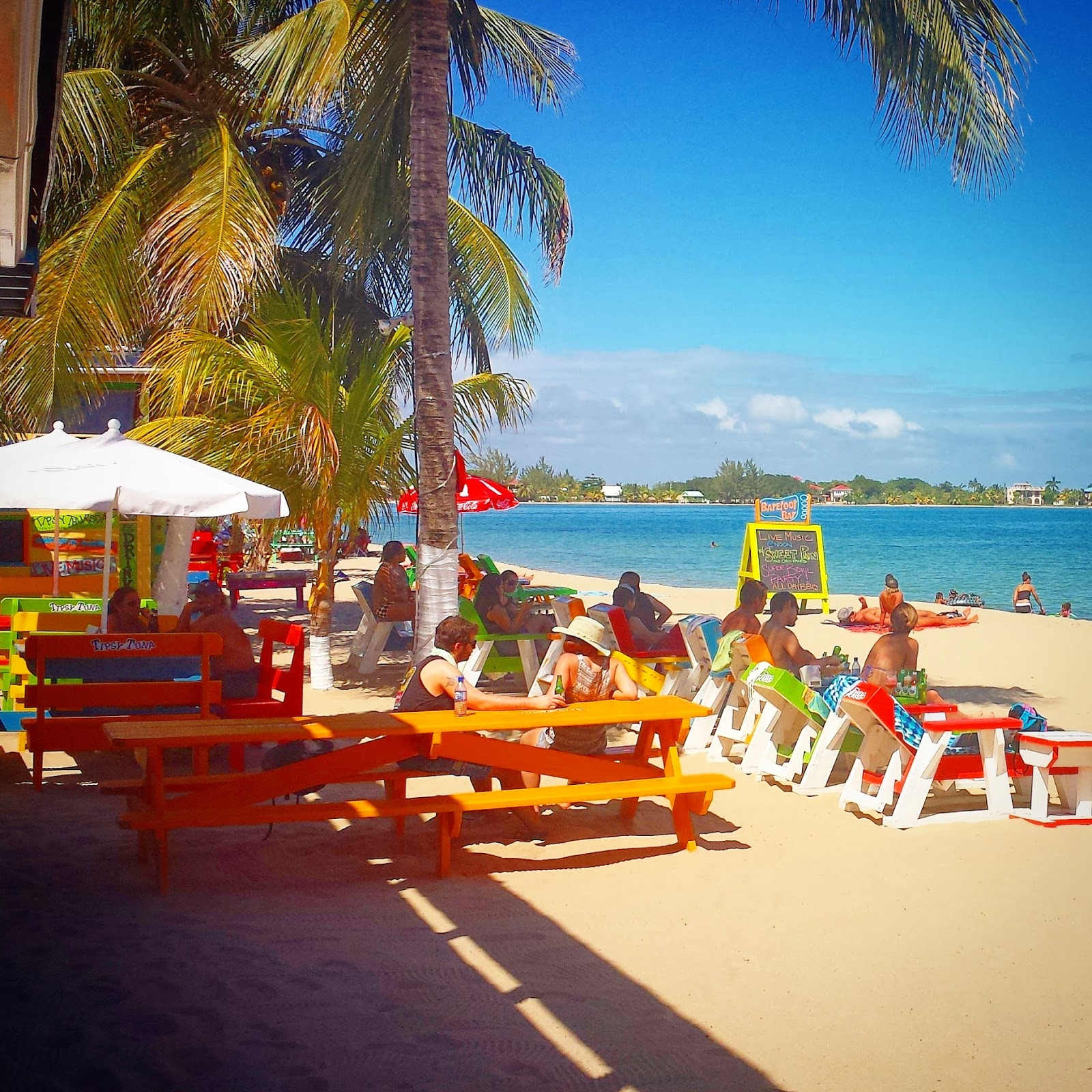 Belize Beaches: High Season Is HOT! More Great Things To Do In Placencia