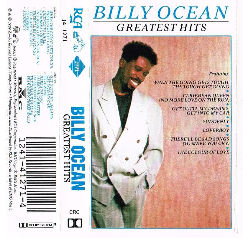 20 Years Before 2000 Whatever Happened To Billy Ocean