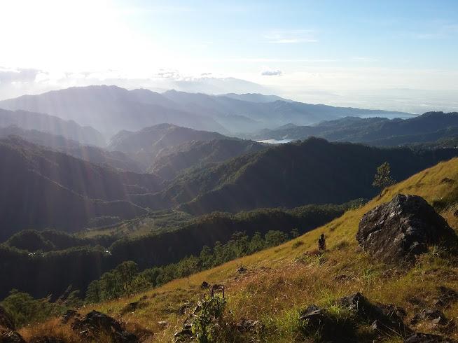 View at Gungal Peak