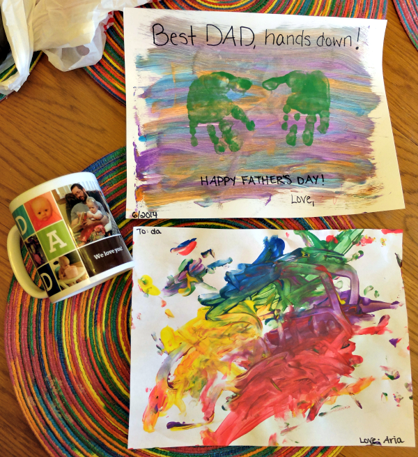 Father's Day Art Projects