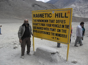 "At ""Magnetic Hill"""