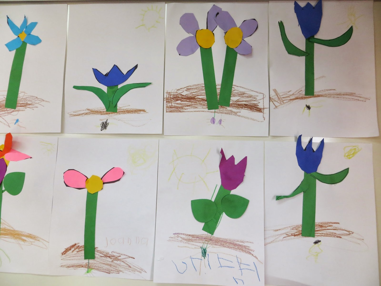 Preschool For Rookies: From a Seed to a Flower