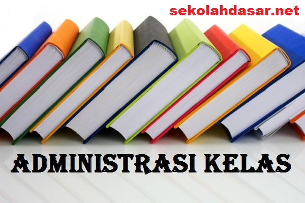 Download Buku Kelengkapan Administrasi Kelas
