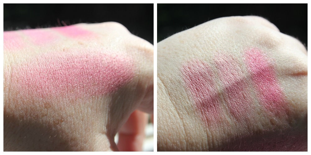 I Heart Makeup Triple Baked Blusher in Blushing Hearts