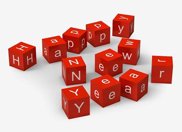 Happy New Year 2019 HD Wallpaper 9