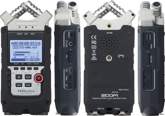 Kurnia Musik Jogja Blog Zoom H4n Pro Handy Recorder