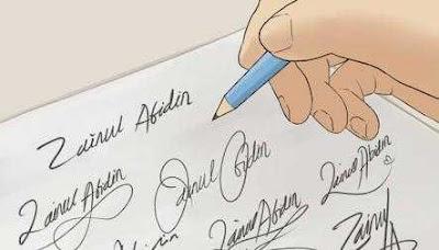 Tạo chữ ký online miễn phí trên website