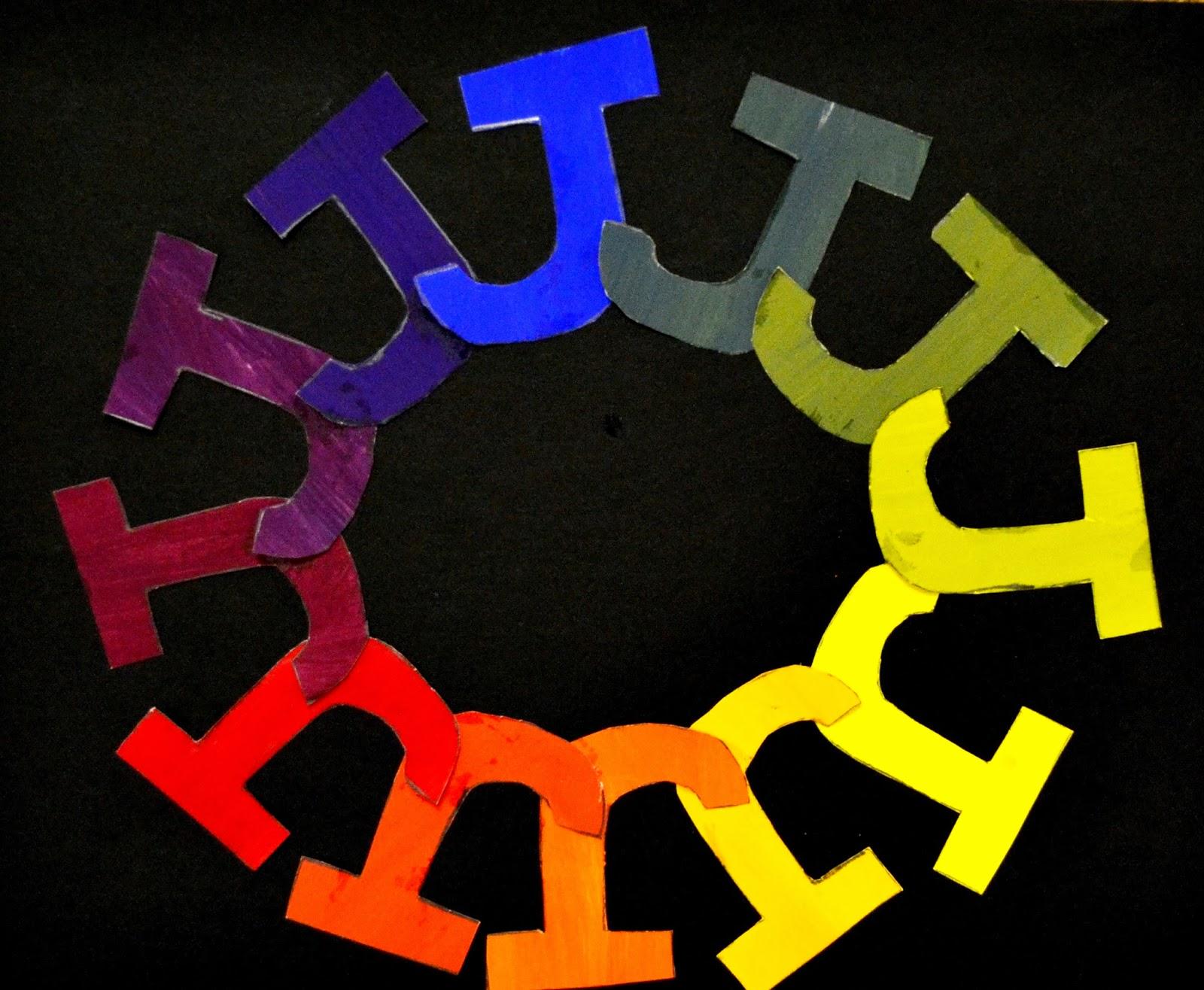 Creative Color Wheels