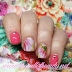 Twinsie Tuesday: Tulips Nail Art