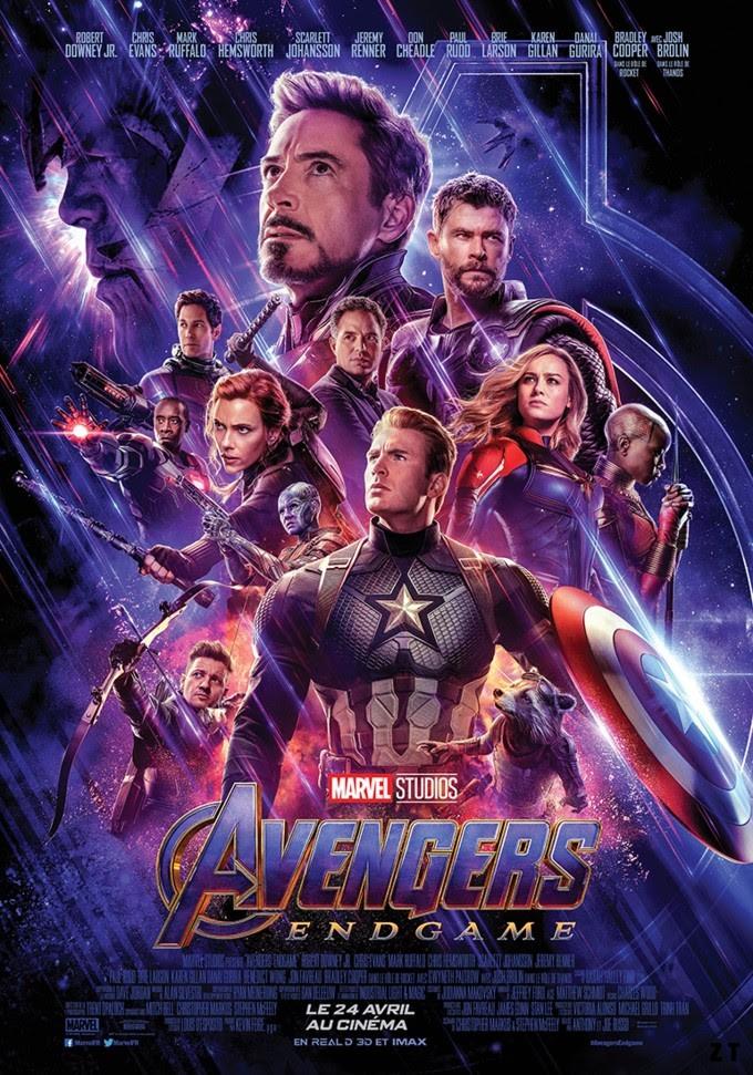 Avengers: Endgame [R6] [Streaming] [Telecharger]
