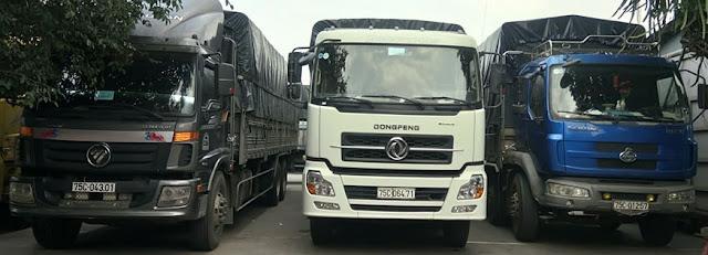Công ty vận tải tri châu