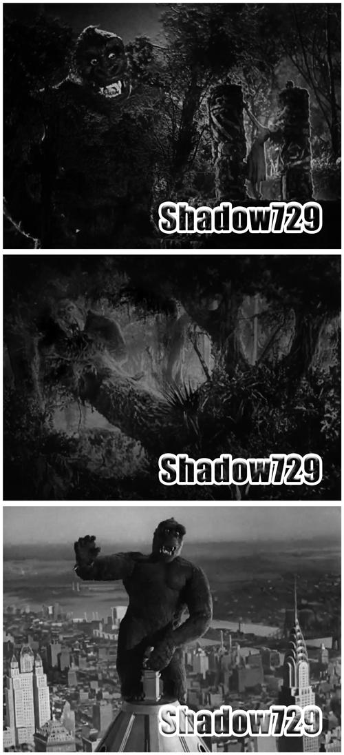 King Kong (1933) [La Original] BrRip-1080p-Dual-Mega