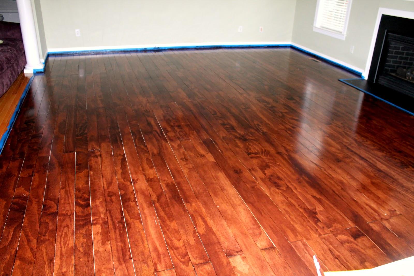 Video How To Stain Plywood Floor Subfloor Flooring Tiny House