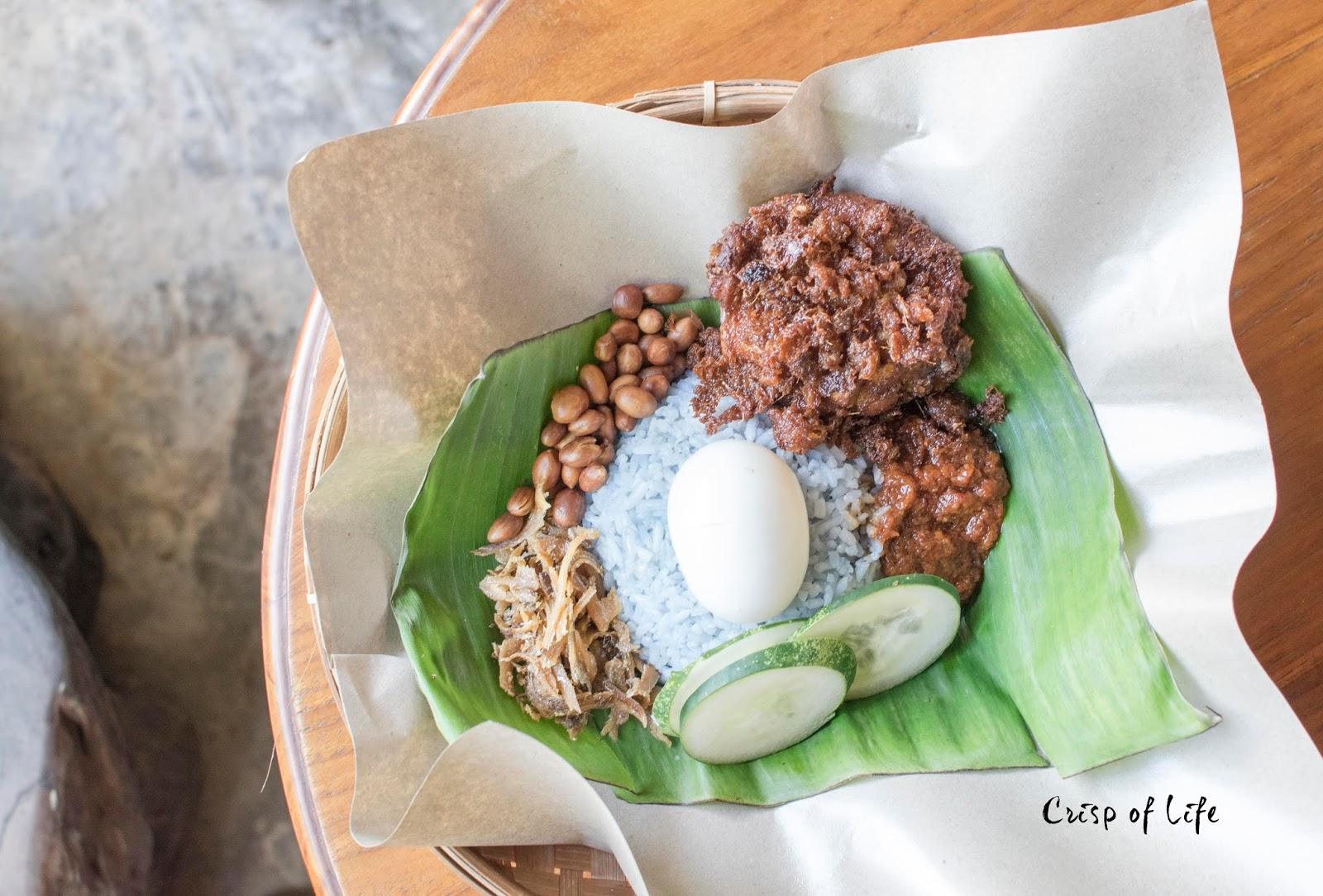 Art Sim Kitchen Tanjung Bungah Nasi Lemak Penang
