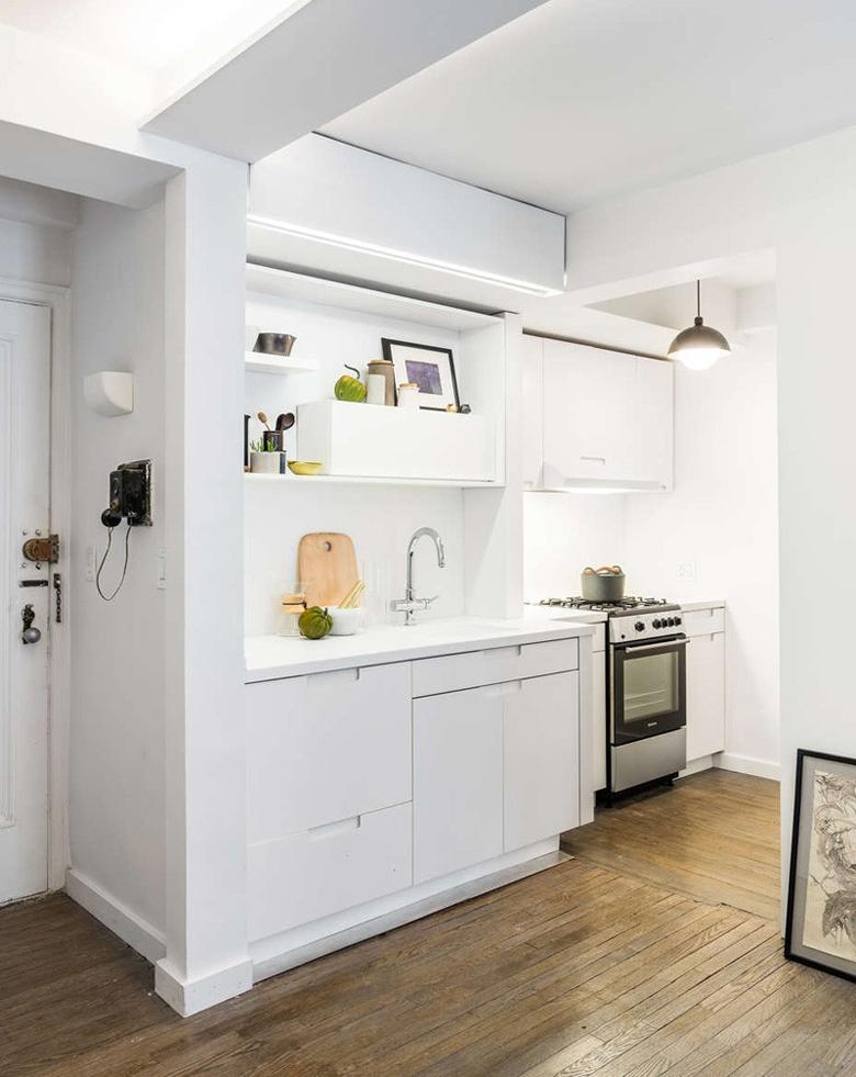 małe mieszkanie, rozwiązania, przechowywanie, pomysły