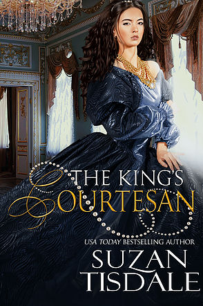 The King's Courtesan by  Suzan Tisdale