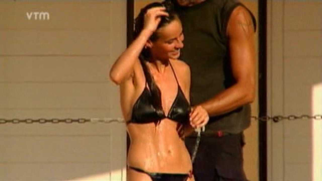 Belgian celebrity sofie hoflack likes it smooth and rough 1