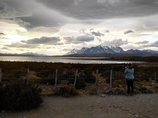 Lago Sarmiento ,Torres del Paine