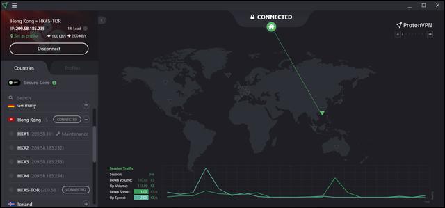 برامج VPN جديدة ومجانية تمامًا لفتح المواقع المحجوبة Tor_vpn_connect-1