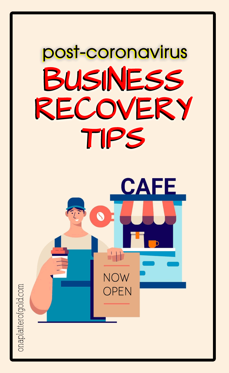 Four Tips for Business Recovery Post-Coronavirus