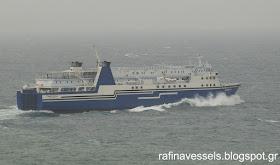 ΣΥΜΒΑΙΝΕΙ ΤΩΡΑ: ΑΚΙΝΗΤΟΠΟΙΗΜΕΝΟ το πλοίο «ΠΑΝΟΡΑΜΑ» με γεμάτο επιβάτες έξω από την ΕΥΒΟΙΑ!