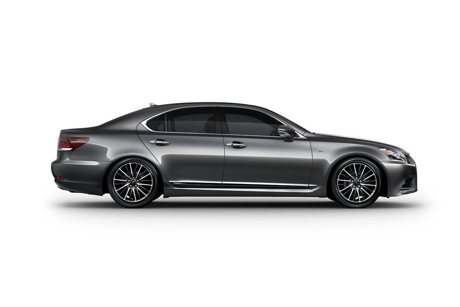 2013 lexus ls 460 f sport auto cars concept. Black Bedroom Furniture Sets. Home Design Ideas