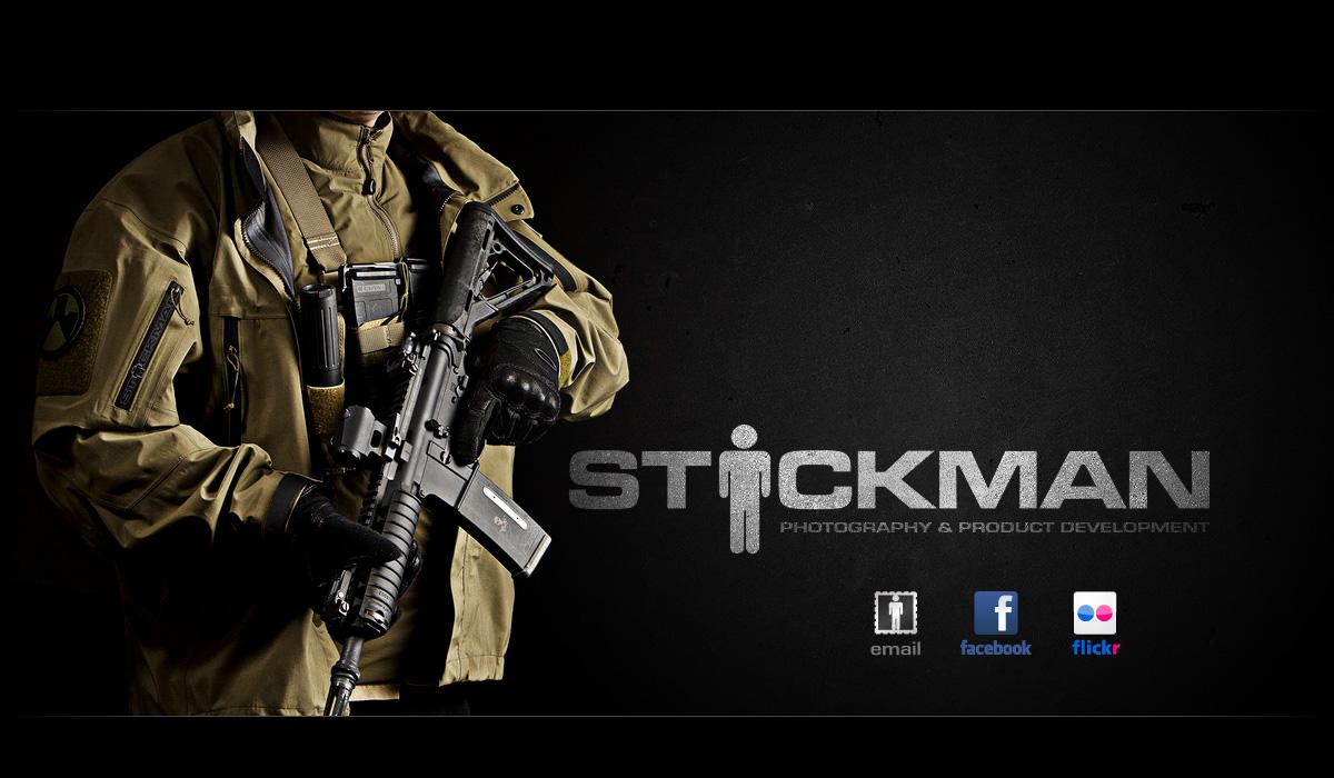 CQB Radio: Stickman - Great Tactical Photos