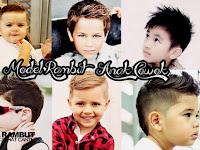 14 Model Rambut Anak Laki Laki Keren 3-7 Tahun Jaman Sekarang