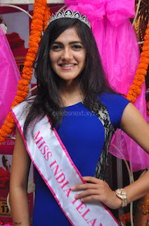 Simran Chowdary Winner of Miss India Telangana 2017 40.JPG