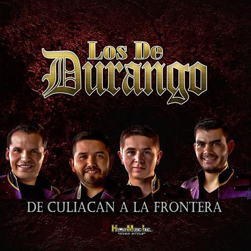 %name Los De Durango – De Culiacán A La Frontera (Mini Álbum)