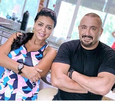 لقاء الجبابرة, رانيا يوسف, احمد السقا, رانيا والسقا,